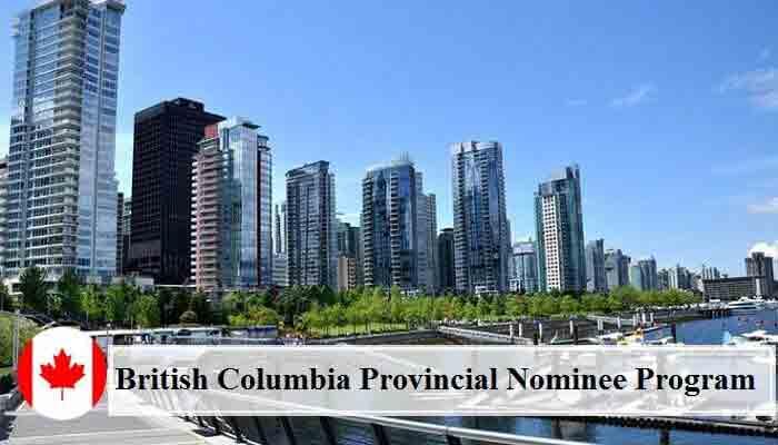 کارآفرینی بریتیش کلمبیا کانادا