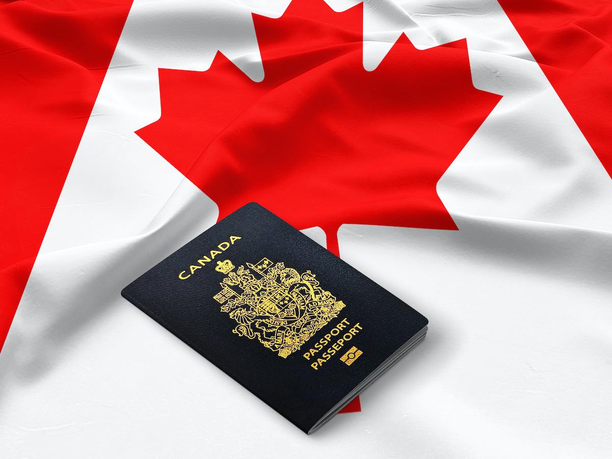 اخذ شهروندی کانادا